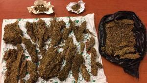 Gaziantepte uyuşturucu operasyonu: 2 tutuklama
