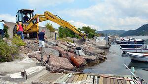 Balıkçılar tarafındanfark edildi... Ekipler alarma geçti
