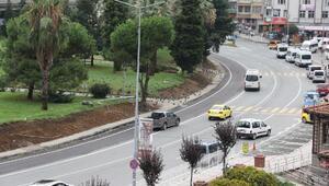 Rizede trafik yoğunluğu için çözüm aranıyor