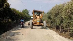 Tarsustaki asfalt çalışmalarının büyük bölümü tamamlandı