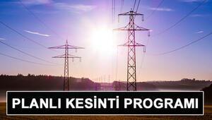 Elektrikler ne zaman gelecek 21 Ağustos İstanbul elektrik kesintisi