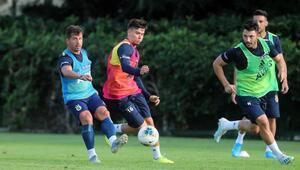 Fenerbahçede Başakşehir maçı hazırlıkları devam etti