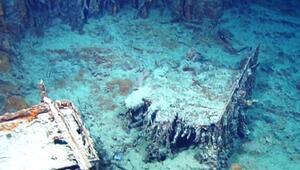 Okyanusun dibine gömüldü, dalgıçlar gördüklerine inanamadı