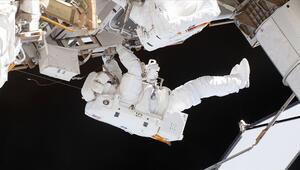 Uluslararası Uzay İstasyonuna yeni kenetlenme kapısı yerleştirildi