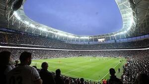 Beşiktaş 90 gün sonra Vodafone Parkta