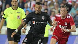 Beşiktaş - Göztepe maçında muhtemel 11ler Sakat ve cezalılar...