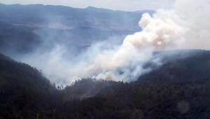 O yangınla ilgili flaş açıklama: Sabotaj ihtimalini doğruluyor