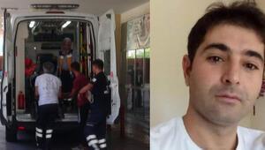Devrilen motosikletin sürücüsü hayatını kaybetti