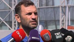 Okan Buruk: Emre kişiliği ve oyunculuğu ile, Vedat Muriç ise..