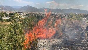 Son dakika... Fethiyede orman yangını