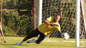 Malatyaspor'da Trabzonspor hazırlıkları devam ediyor Chebake yok..