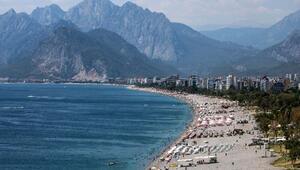 Tatilciler plajları boşalttı