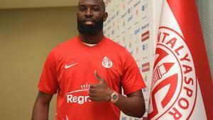 Souleymane Doukara Antalyaspordan ayrıldı