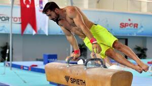 Cimnastik Milli Takımında hedef olimpiyatlar
