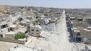 Son dakika... Esad, Rusyanın desteğiyle Han Şeyhunu ele geçirdi