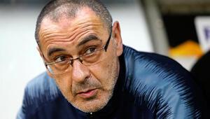 Juventus kötü haberi verdi Sarri...