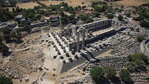 Apollon Tapınağı'nın yeni bağlantısı bulundu