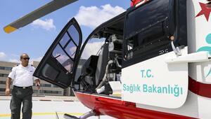 Ankara şehir hastanesi pisti açıldı