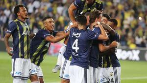 Fenerbahçe'nin yeni 9 numarası açıklandı! 15 milyon euro'luk golcü...
