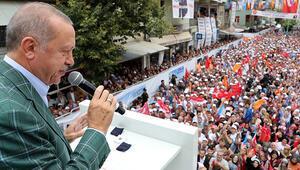 Son dakika: Cumhurbaşkanı Erdoğan Artvinde müjdeyi verdi: Bu gece kararnameyi imzaladım