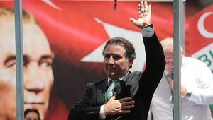 Bursaspor Başkanı Mesut Mestan: Yeni transferler 1 Eylülde sahada...