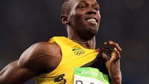 Usain Boltu geçti 29 yaşındaki futbolcu