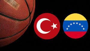Türkiye Venezuela basketbol maçı hangi kanalda