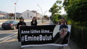 Tuncelide 4 kadın, Emine Bulut cinayetine tepki için5 kilometre yürüdü