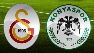 Galatasaray Konyaspor maçı ne zaman saat kaçta hangi kanalda Seyirci önünde ilk maç