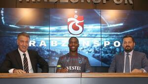 Trabzonsporda Daniel Sturridge resmen imzayı attı