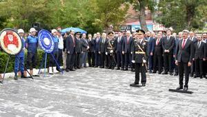Vanda Zafer Bayramı törenle kutlandı