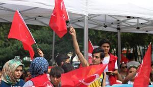 Diyarbakırda 30 Ağustos coşkusu