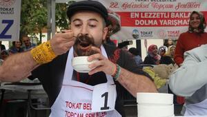 Tokatta yöresel lezzet yarışması