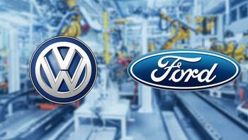 "Volkswagen ve Ford'dan ""otonom ve elektrikli araçlar"" ittifakı"