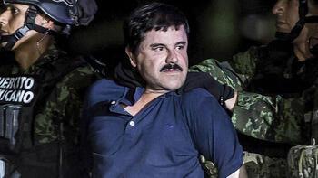 """Meksikalı uyuşturucu karteli """"El Chapo""""ya müebbet"""
