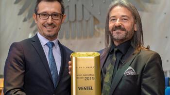 Vestel'e Plus X Award 2019'dan ödül