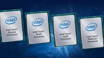 Intel Xeon Scalable işlemci ailesinin ilk detaylarını açıkladı