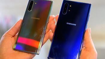 Samsung Galaxy Note 10 ve Galaxy Note 10 Plus özellikleri ve Türkiye fiyatı