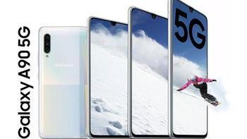 Samsung Galaxy A90 tanıtıldı! İşte özellikleri