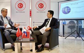 Dönercilikle başlayıp 8 otel ve havayolu şirketi sahibi oldu: Türk gençlerine sırrını anlattı