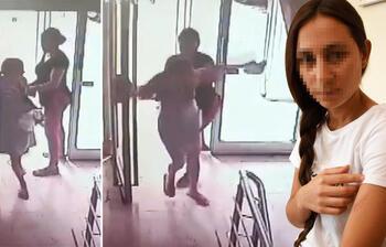 Komşusunun kızını döven öğretmen konuştu: O bana saldırdı...