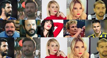 Beşiktaştaki alçak saldırıya ünlülerin tepkileri