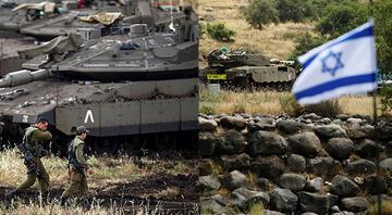 Tansiyon çok yüksek: Golan Tepelerinde alarm verildi