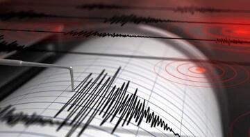 Elazığda 5.2 büyüklüğünde deprem