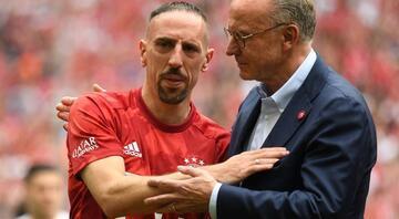 Franck Riberyden flaş karar | Son dakika transfer haberleri...
