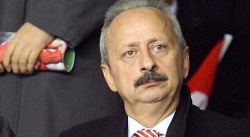 Eski TFF Başkanı Haluk Ulusoy hastaneye kaldırıldı