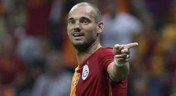 Gazişehir Gaziantepten Galatasaraya Sneijder ricası