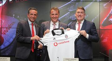 Beşiktaşta forma reklam sponsorluğu yenilendi