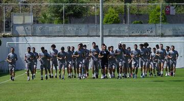 Trabzonsporda yeni sezon hazırlıklarının ilk etabı bitti