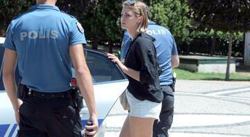 Maçka Parkında şoke eden olay Genç kadının çığlıklarına vatandaşlar koştu...